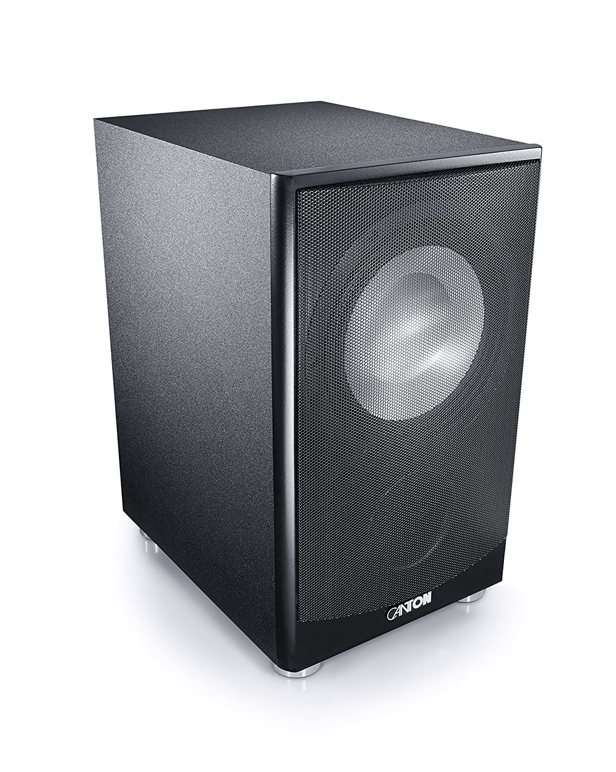 Canton AS 85.2 SC, Subwoofer Test