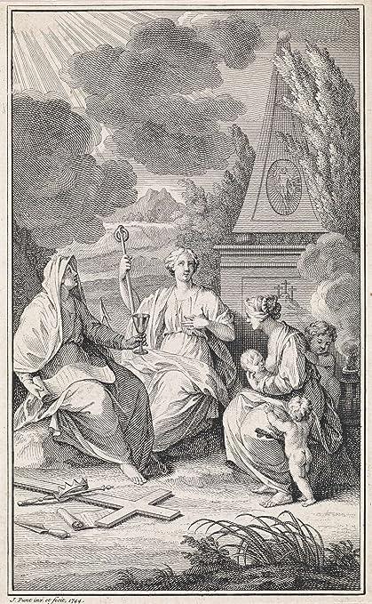 three theological virtues