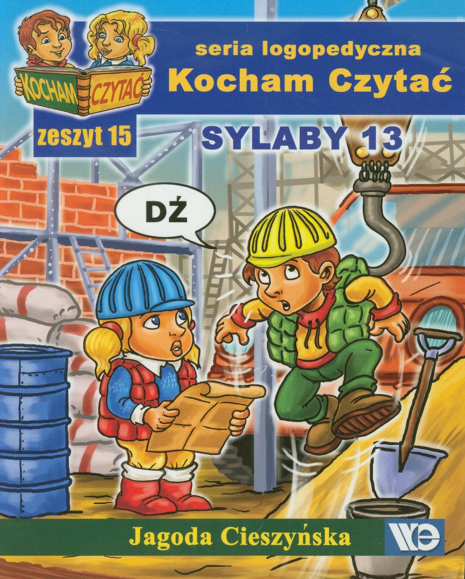 Read Online Kocham Czytac Zeszyt 15 Sylaby 13 pdf epub