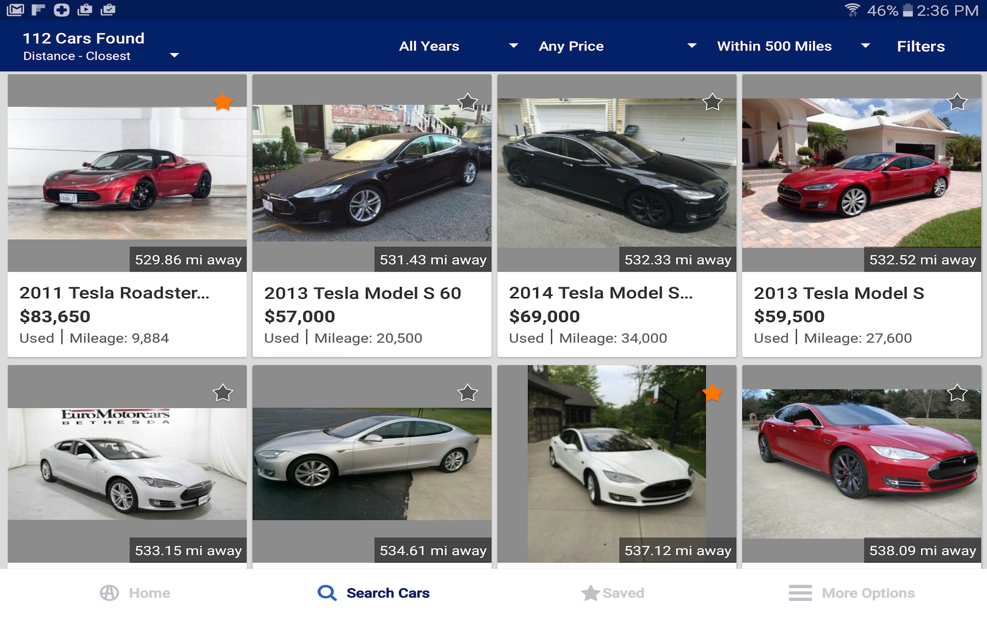 autotrader find new used cars for sale appstore