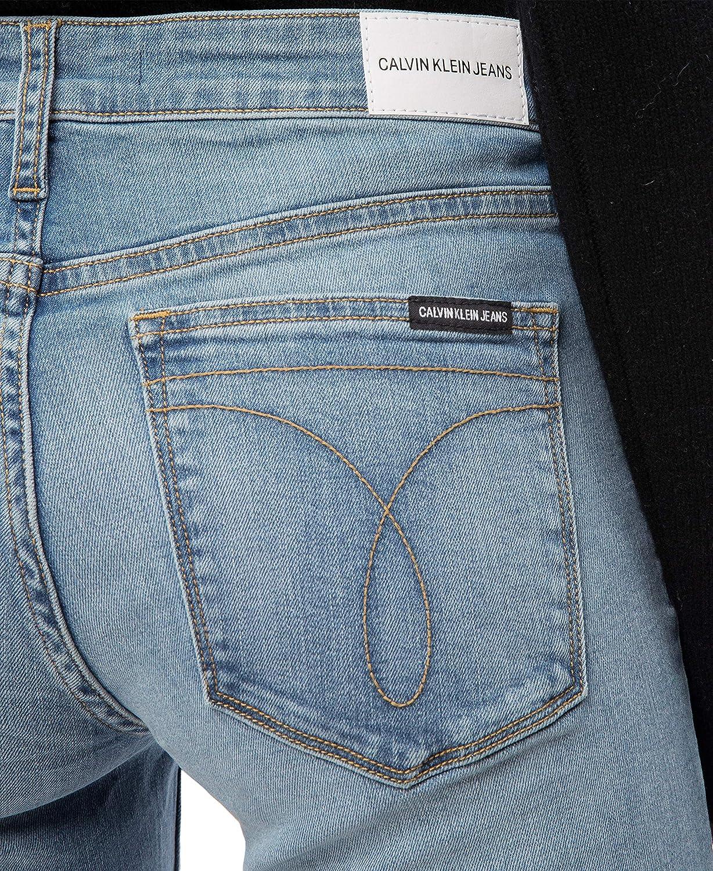 Amazon.com: Calvin Klein - Pantalones vaqueros ajustados ...