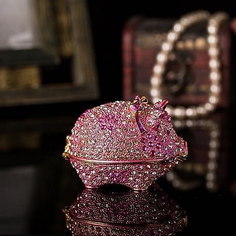 Amazon.com: qifu Nueva llegar pintado a mano Cute Pig ...
