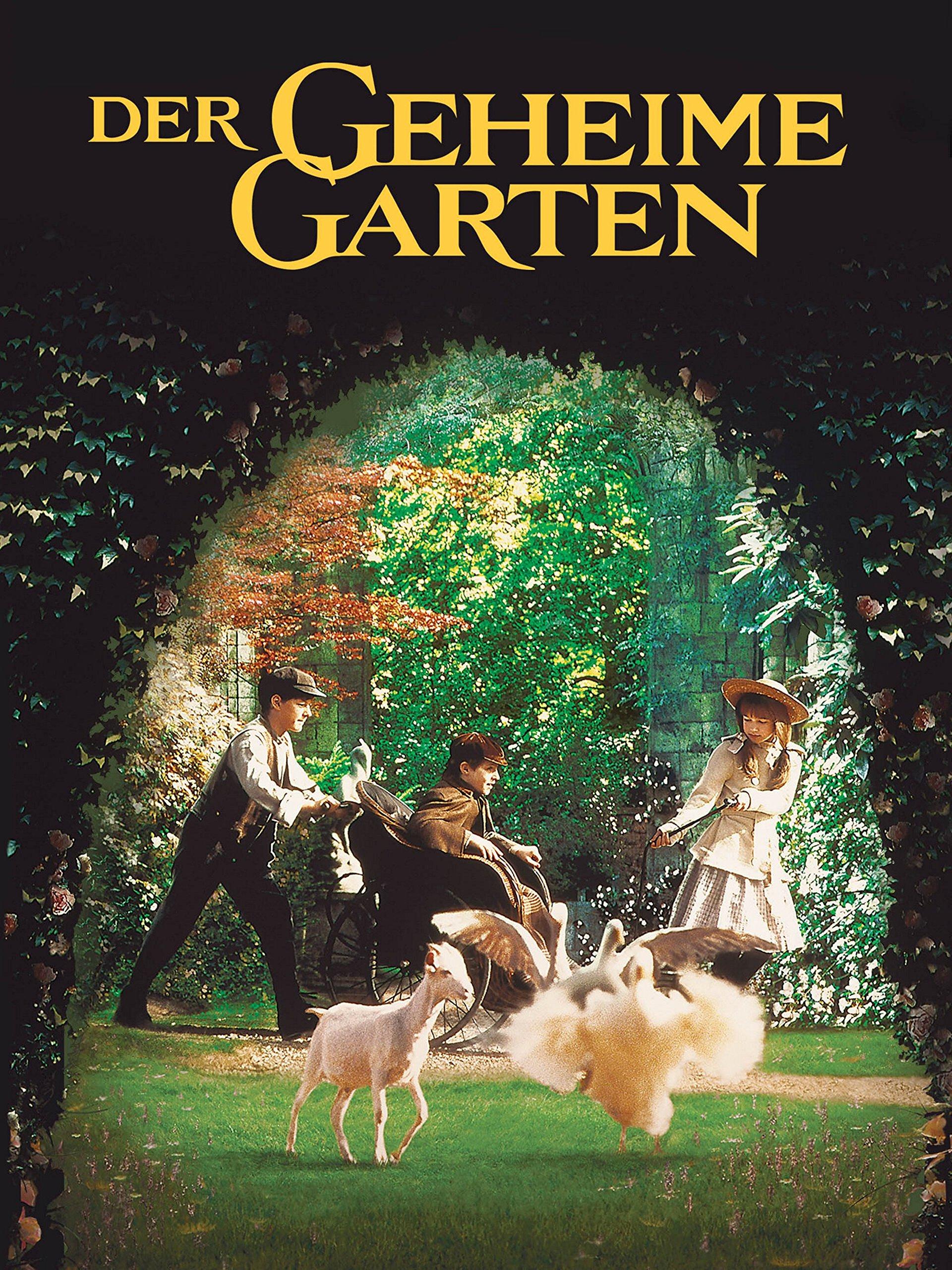 Amazon De Der Geheime Garten 1993 Ansehen Prime Video