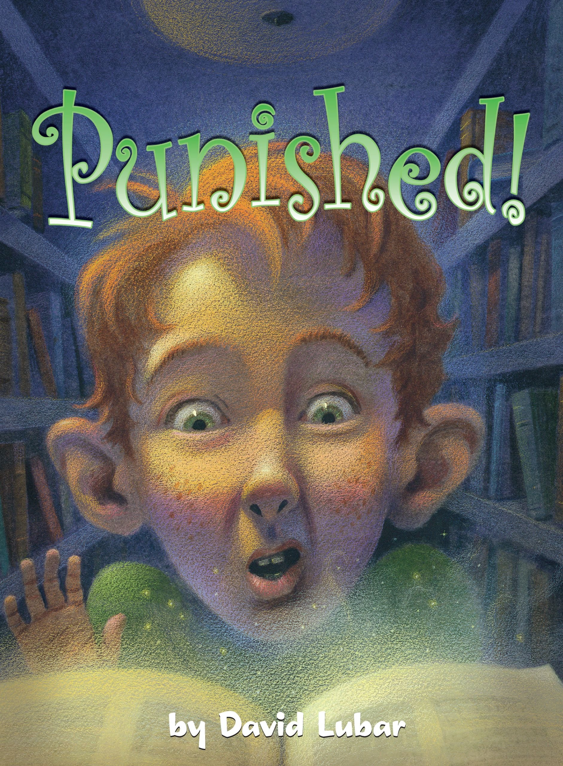Punished! (Darby Creek Exceptional Titles) PDF