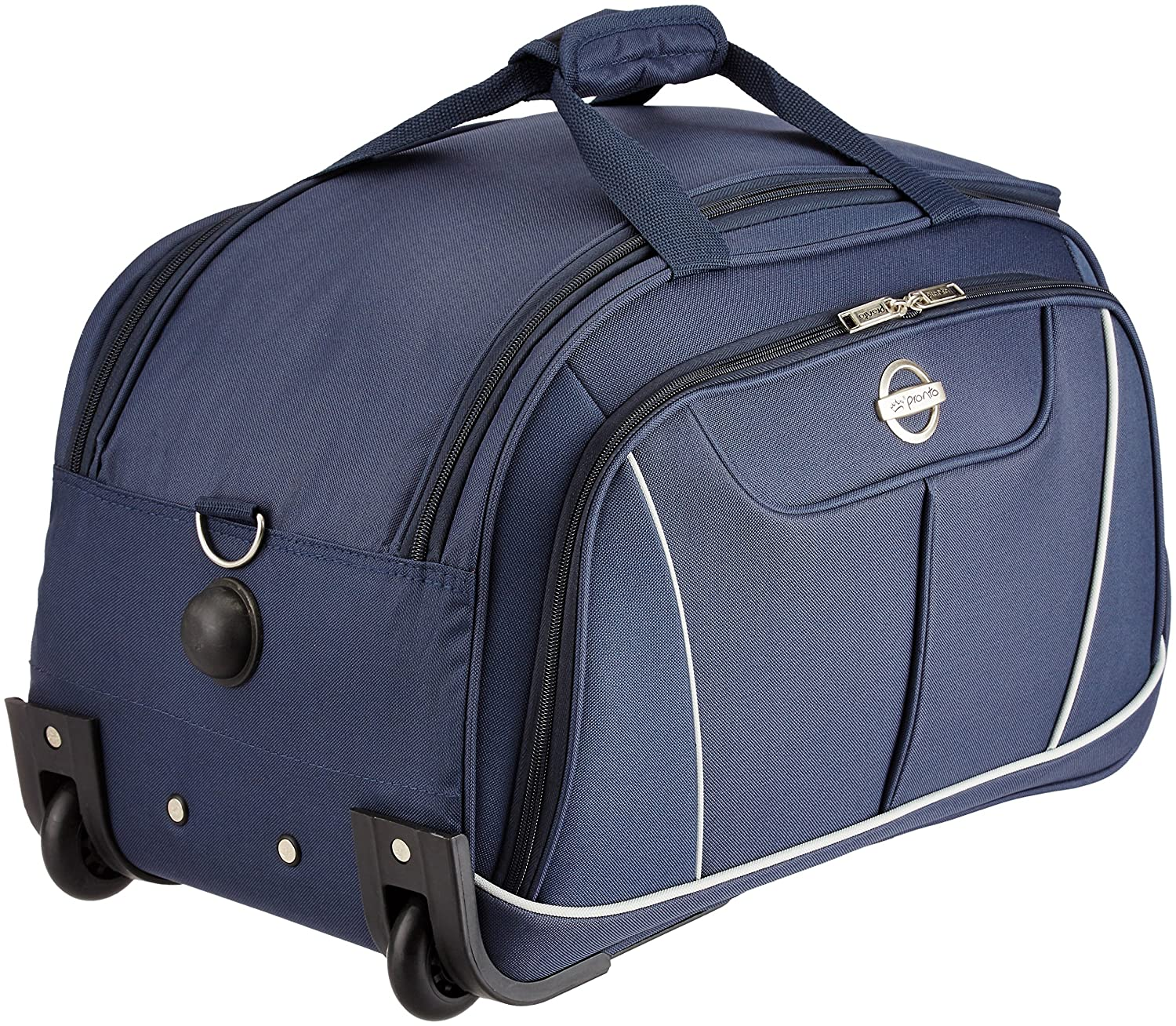0ccae28c83 Pronto Miami Polyester 55 cms Navy Blue Travel Duffle (6572 - BL)   Amazon.in  Bags