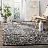 Safavieh Cape Cod Collection CAP365A Hand Woven Blue Jute Area Rug (5' x 8')