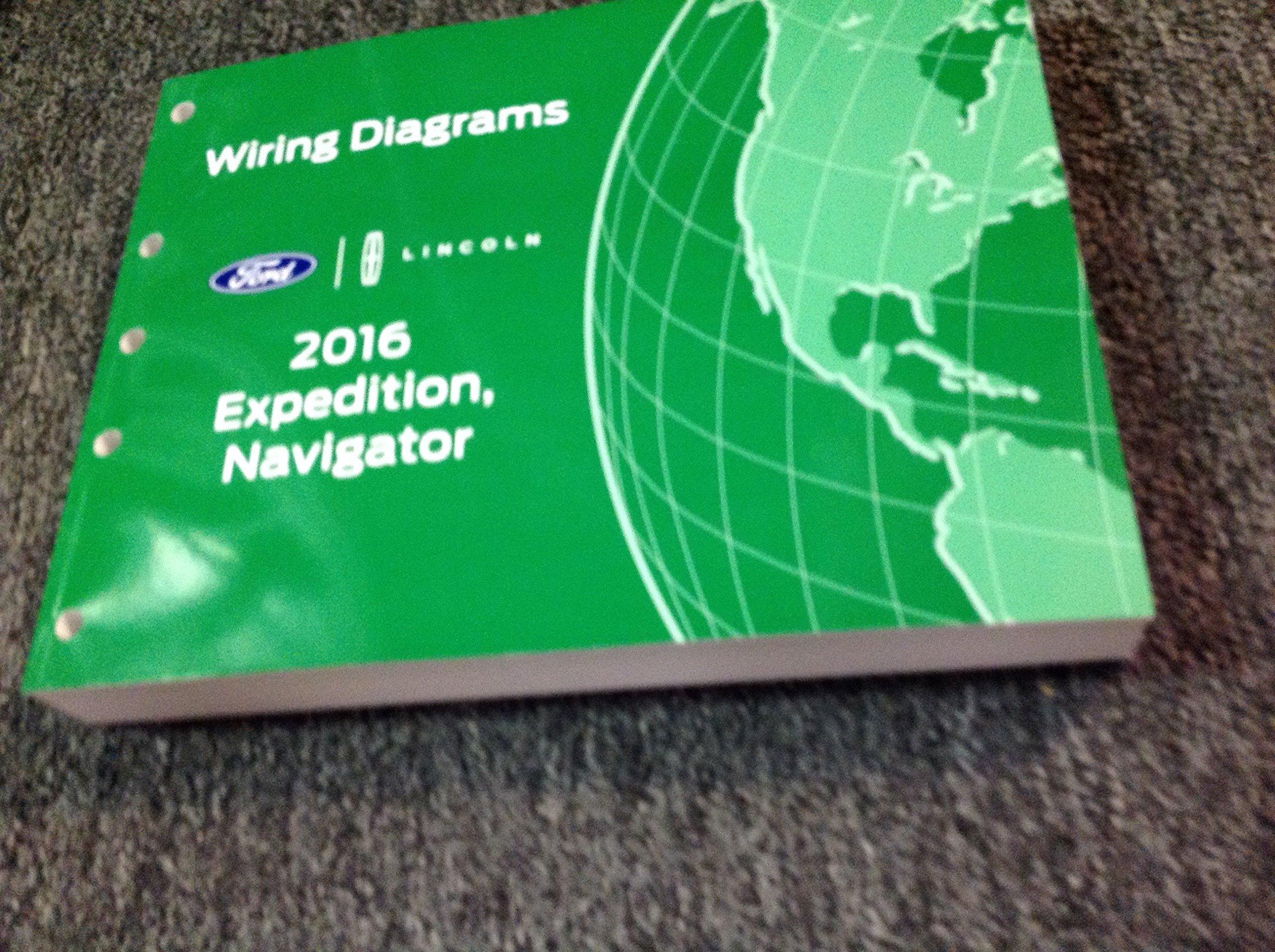 [CSDW_4250]   2016 Ford Expedition Lincoln Navigator Wiring Diagram Manual Original: FORD:  Amazon.com: Books   2016 Ford Expedition Wiring Diagram      Amazon.com