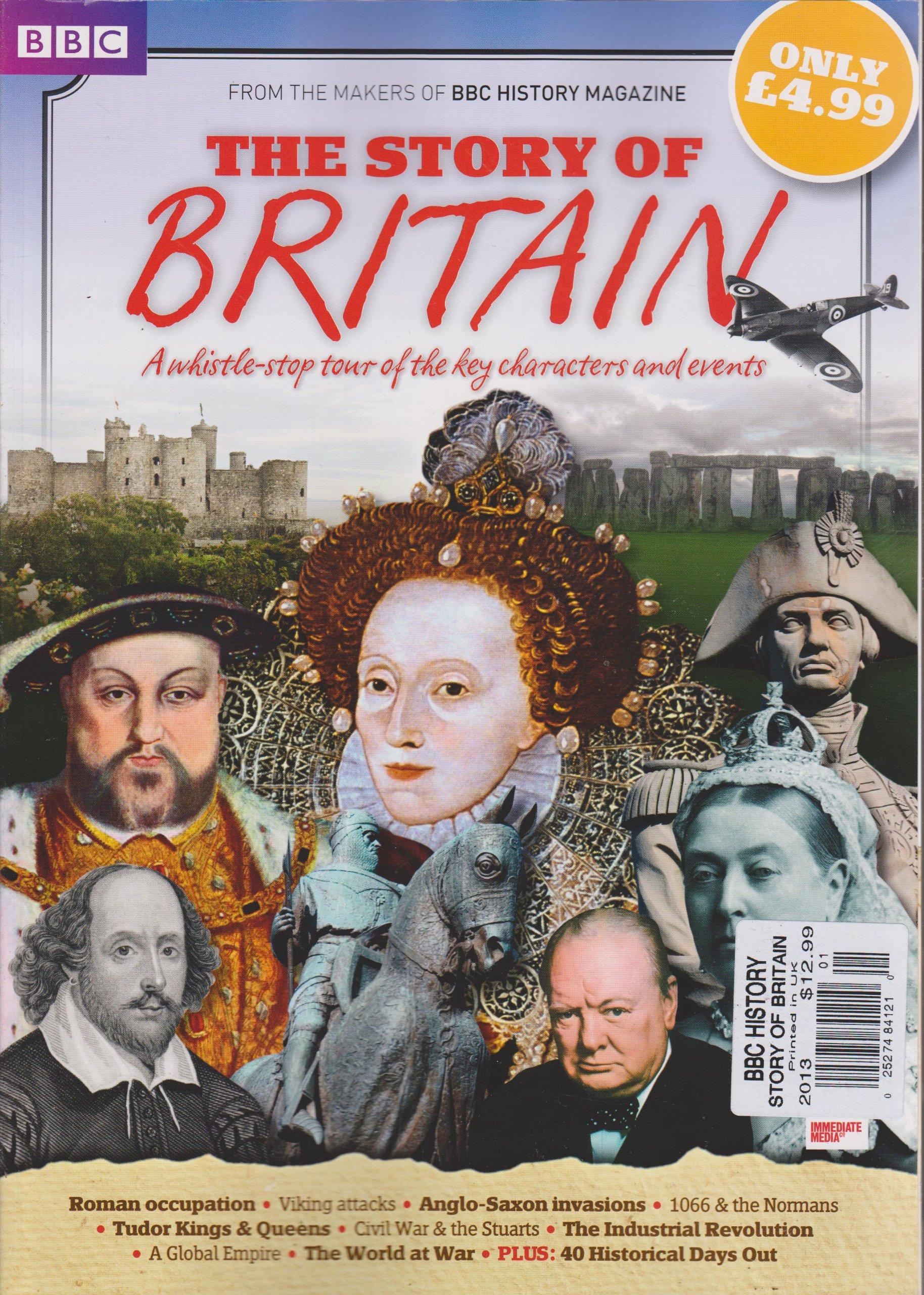 The Story of Britain (BBC History Magazine 2013) PDF