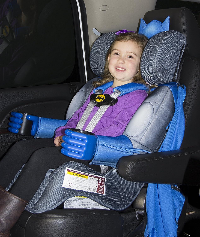 Amazon.com : KidsEmbrace Batman Booster Car Seat, DC Comics ...