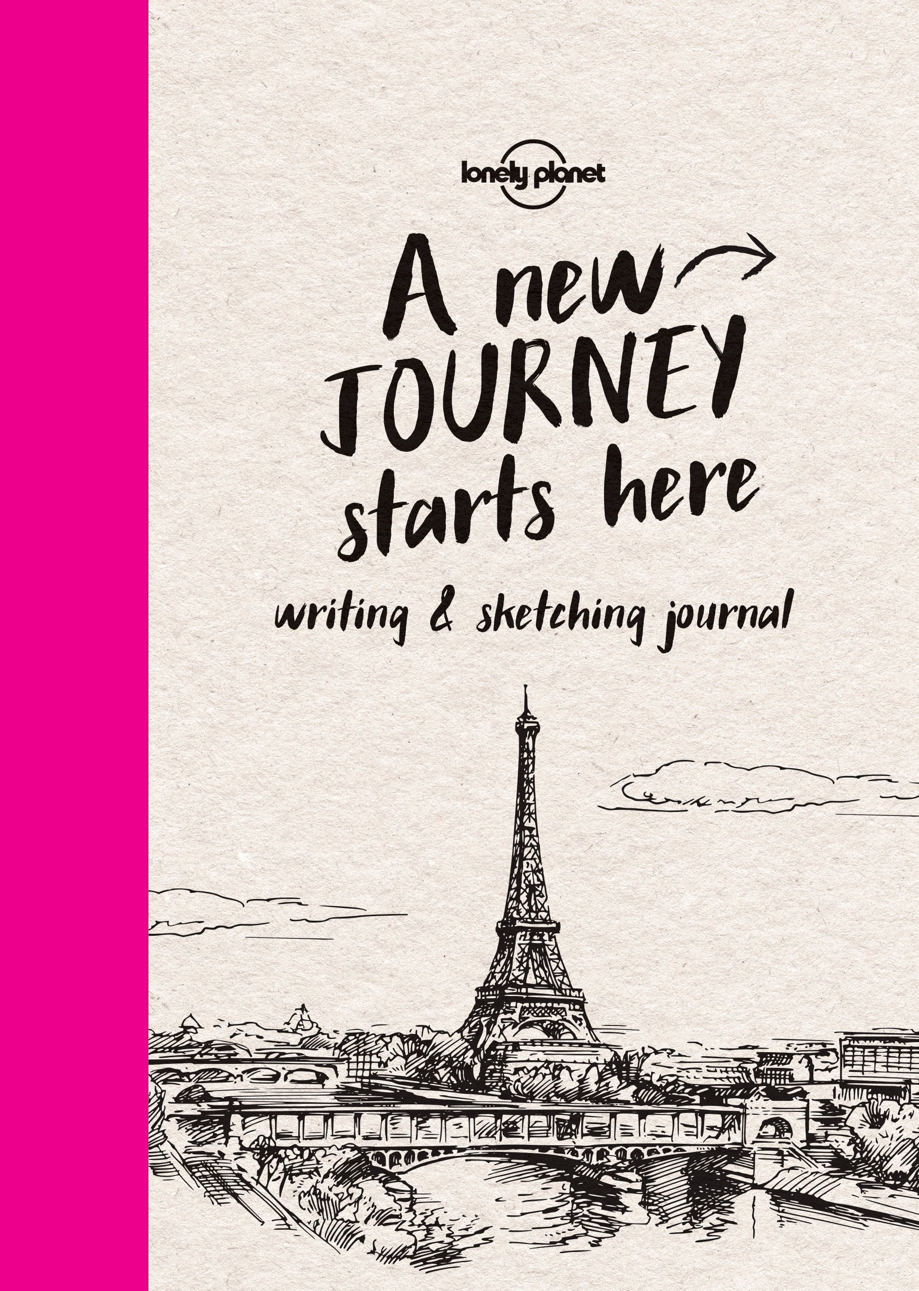 Lonely Planet Lonely Planet Writing & Sketching Journal (Stationery)