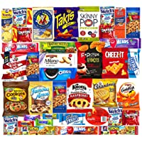 Ultimate Variety Sampler Care Package (40 Count) - Halloween Package, Trick or Treat...