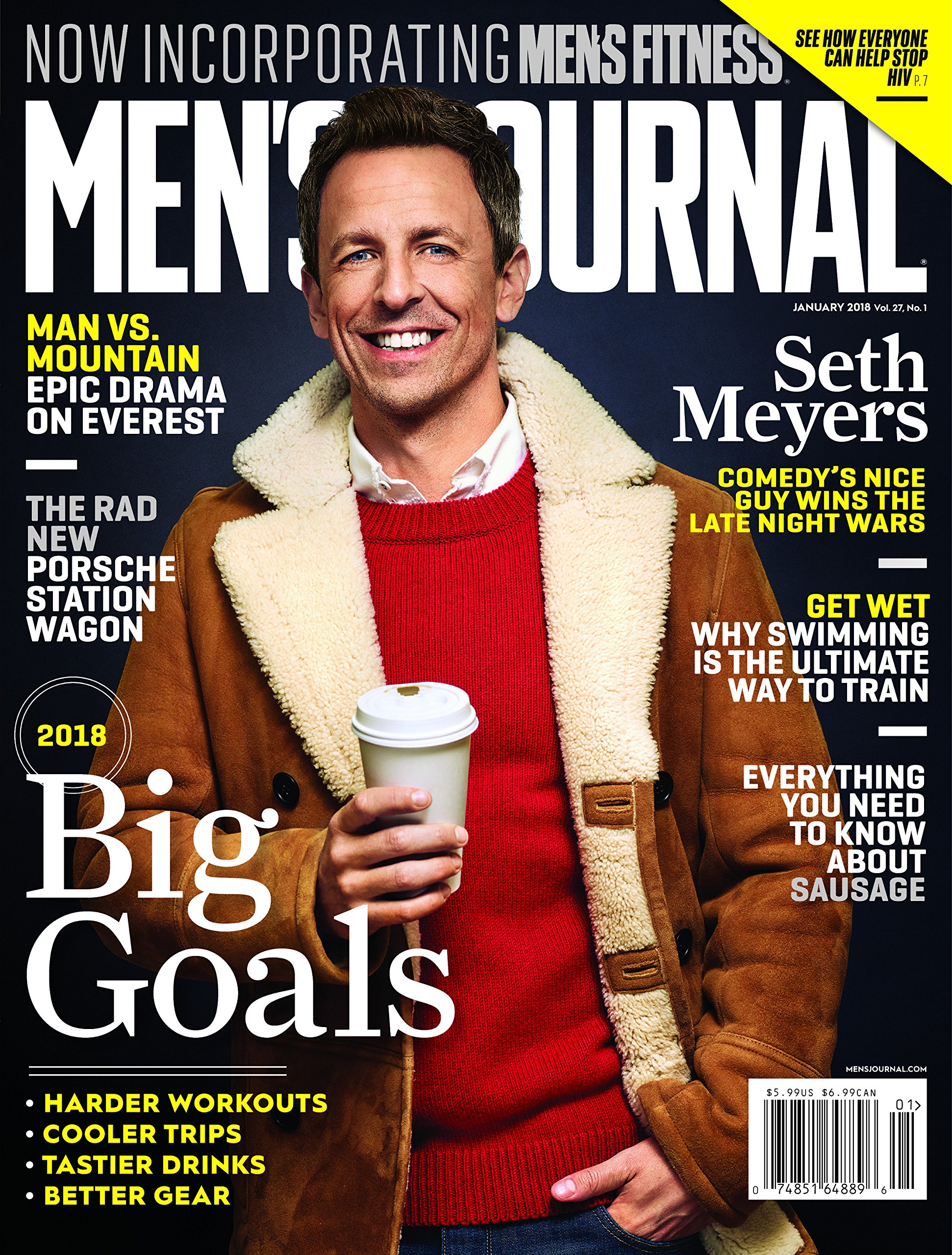 Download Men's Journal January 2018 ebook