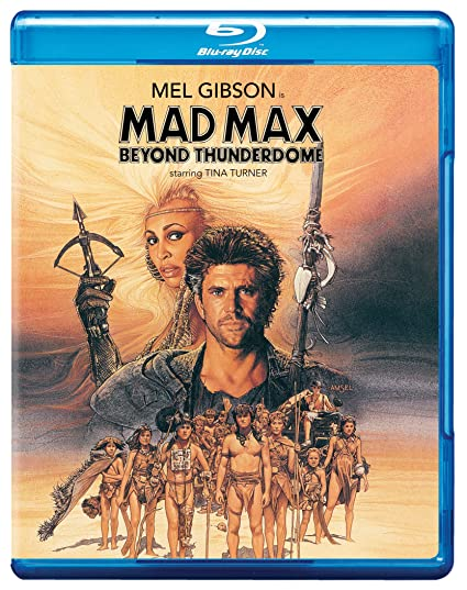 Amazon in: Buy Mad Max 3: Beyond Thunderdome DVD, Blu-ray