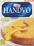Gits Instant Handvo Breakfast Mix, 500g