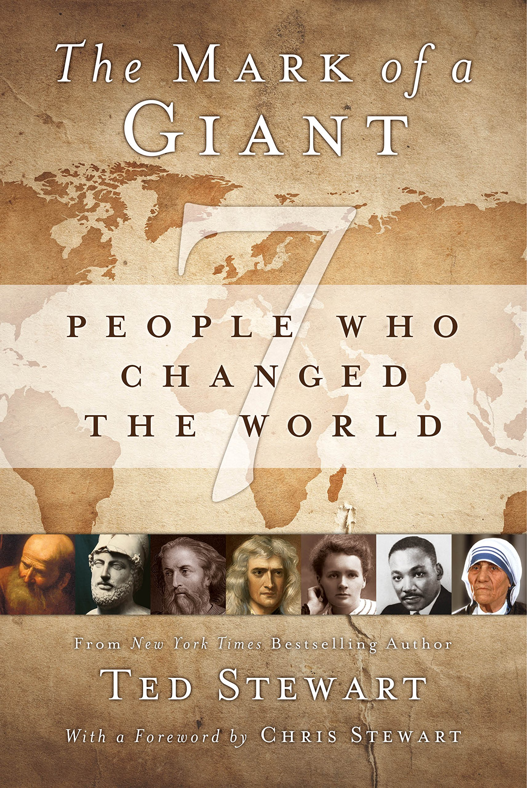 Mark of a Giant: Seven People Who Changed the World pdf