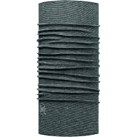 Buff Grey Stripes Bandana, Unisex, Gri