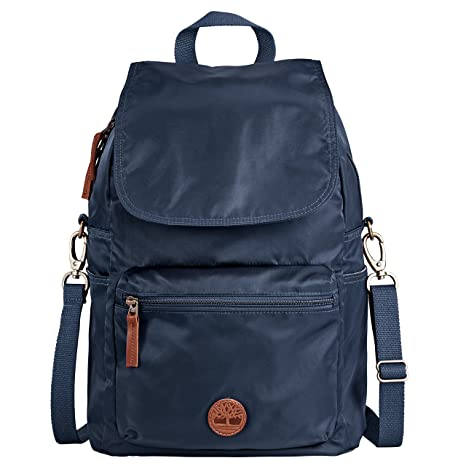 078acbc493 Timberland Women's Carrigain Backpack, Black Iris, One Size: Amazon.ca:  Luggage & Bags