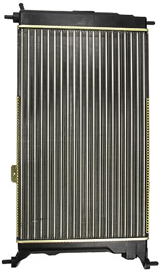 Nissens 63252A Radiador, Refrigeración del Motor