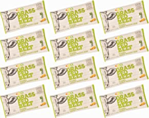 DNX Bar-Grass Fed Beef Whole Food Protein Bar - Fennel Sweet Potato Whole30 Approved Organic Fruits and Veggies, Gluten Free, Non-GMO, No Dairy Paleo Meat Bar Truly Epic Taste (12 Bars)