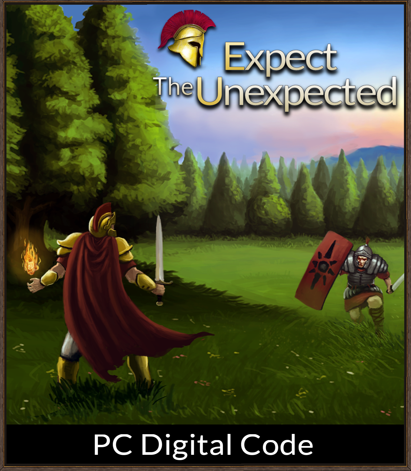 Expect The Unexpected [Online Game Code]