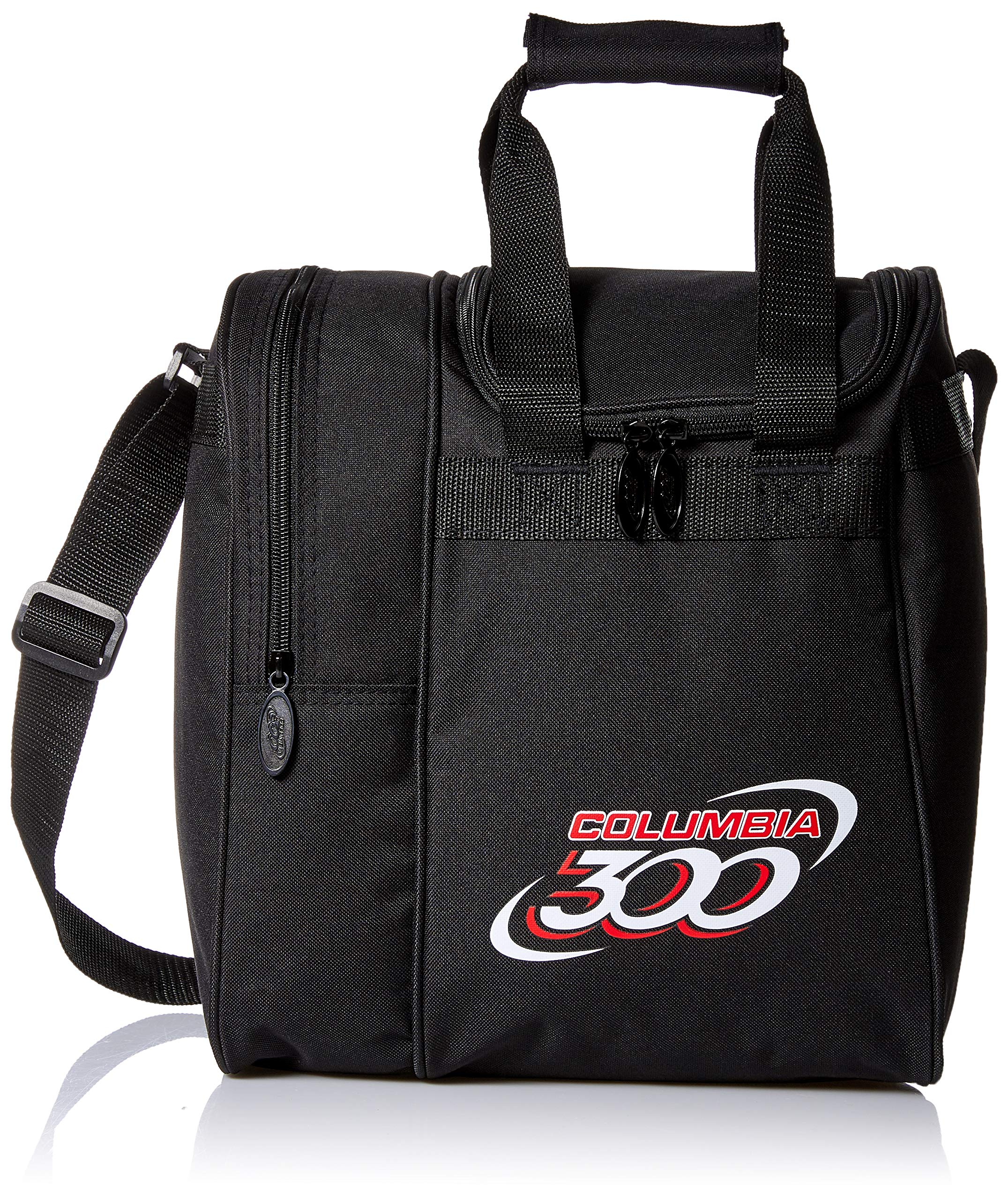 Columbia 300 Bowling Products 300 Team Single Tote-Black, Black by Columbia
