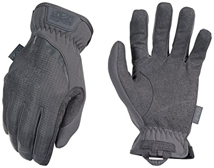 Mechanix Wear Large, Black FastFit Covert Tactical Touch Screen Gloves