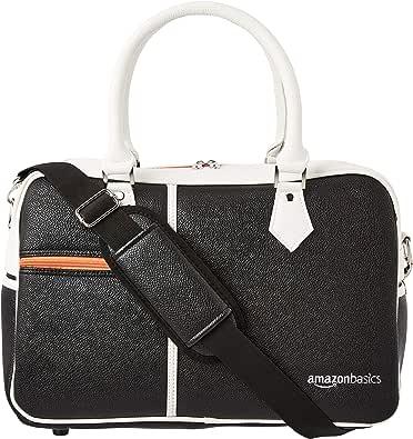 Amazon Basics Golf Duffel Tas - Zwart