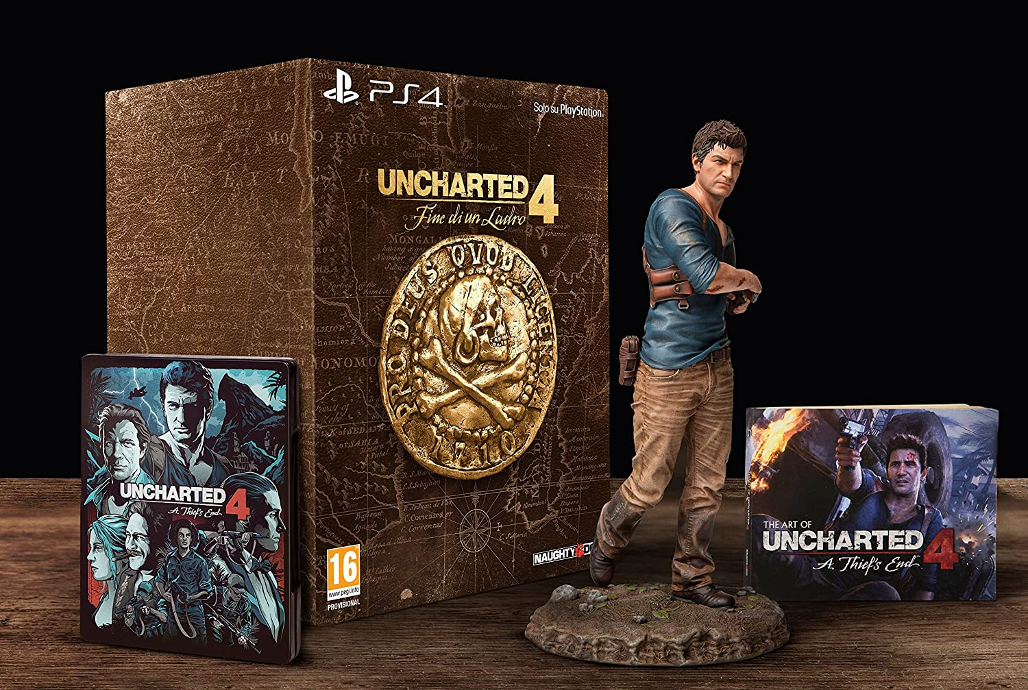 contenuti libertalia collector's edition