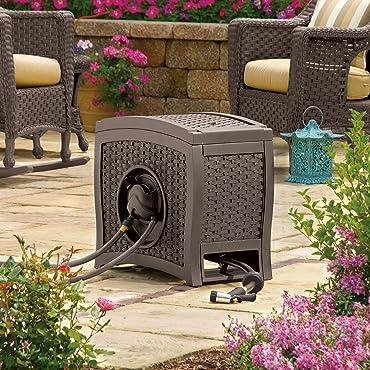 Suncast RSW125D Aquawinder® 125-Foot Capacity Hose Reel