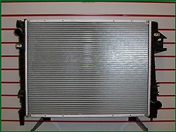 Amazon.com: 02-03 Ram 1500 Radiator 3.7L/V6 & 4.7L/V8: Automotive