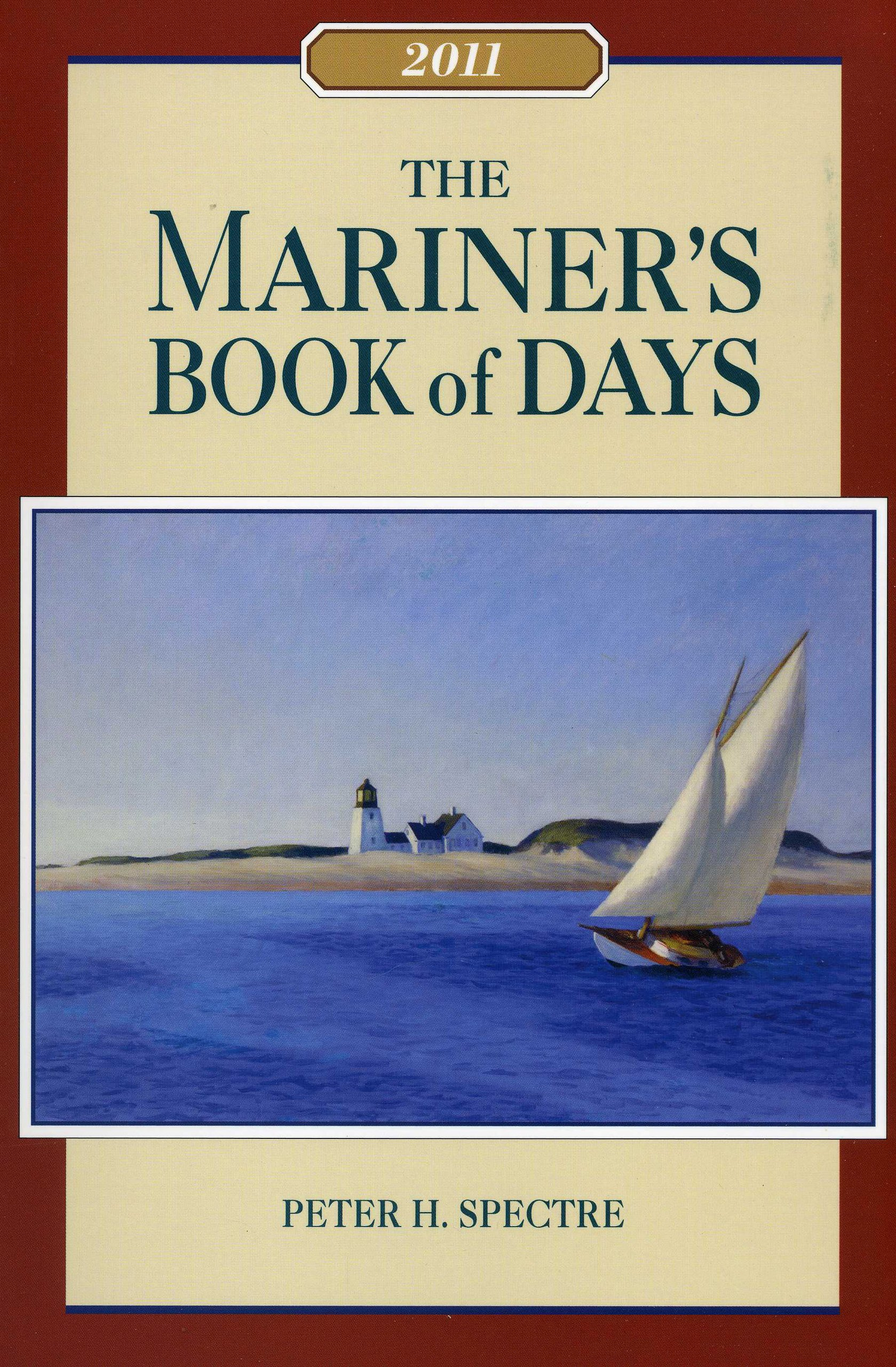 The Mariner's Book Of Days 2011