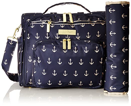 Ju-Ju-Be Legacy Nautical Collection B.F.F. Convertible Diaper Bag