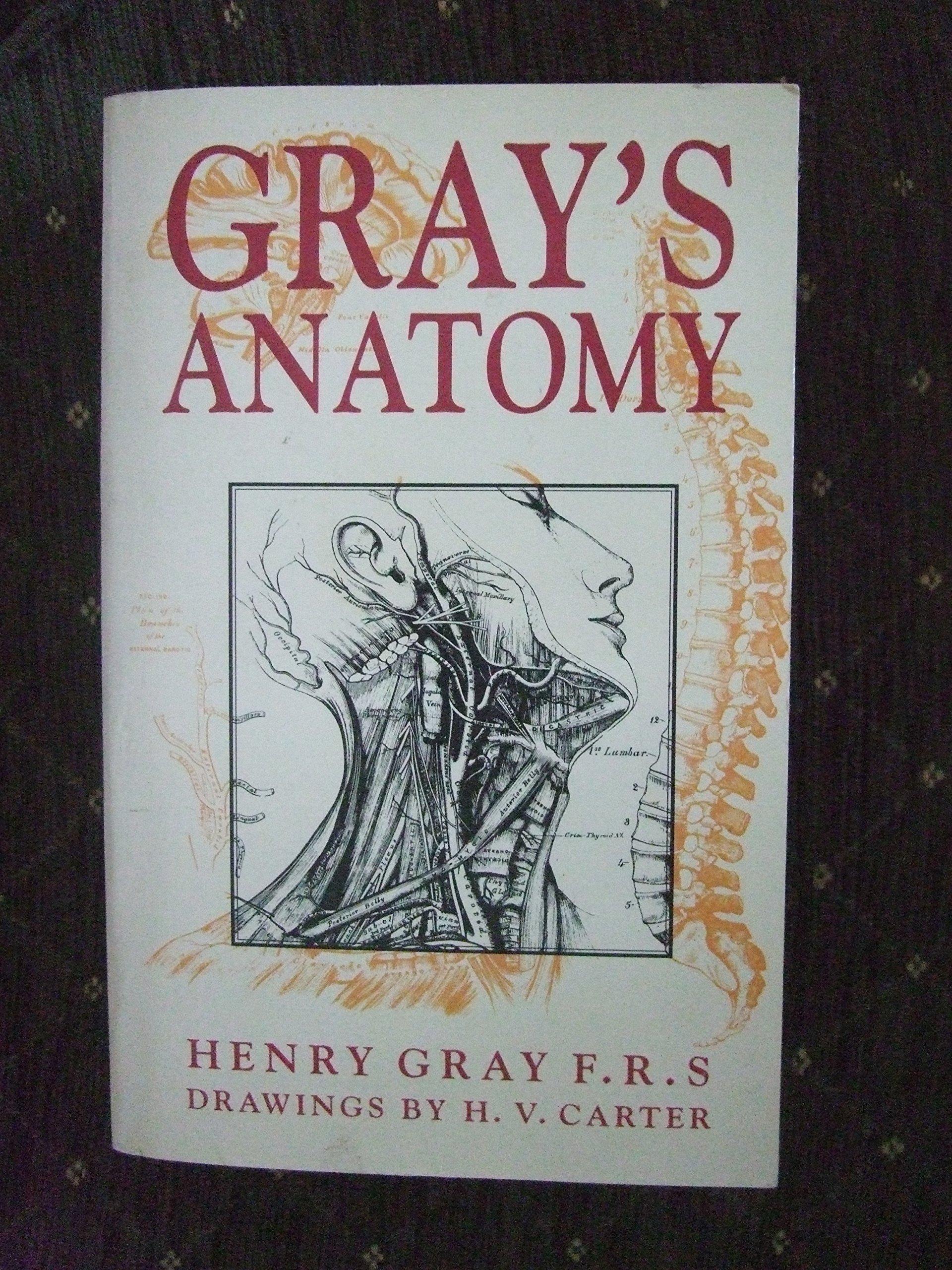 Gray\'s Anatomy: Amazon.co.uk: Henry Gray: 9781858132914: Books