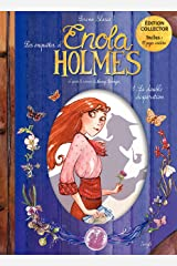 Enola Holmes - Enola Holmes – Tome 1- édition deluxe (French Edition) Kindle Edition