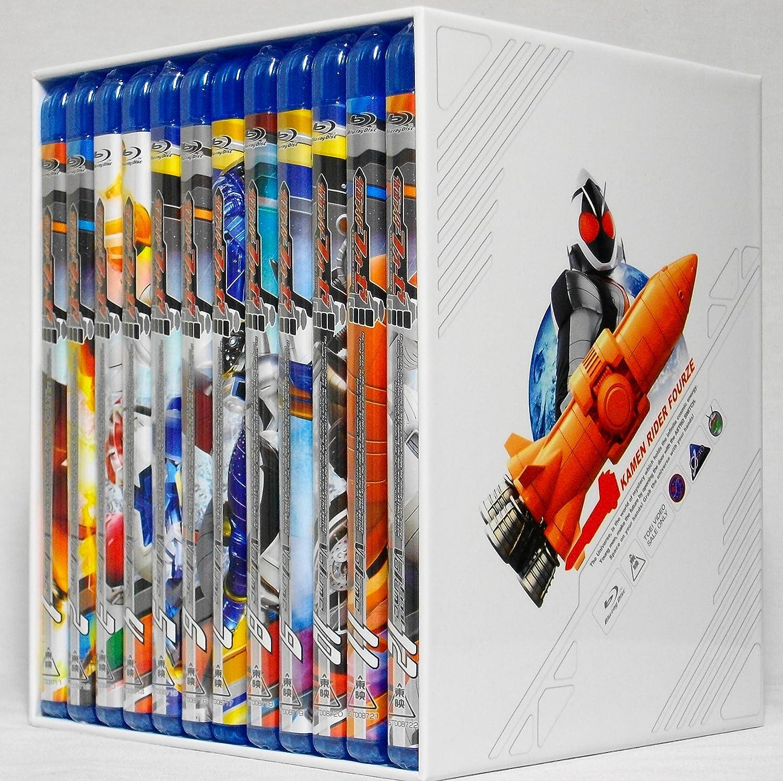仮面ライダーフォーゼ 全12巻セット [マーケットプレイス Blu-rayセット] B00E9NX8A8