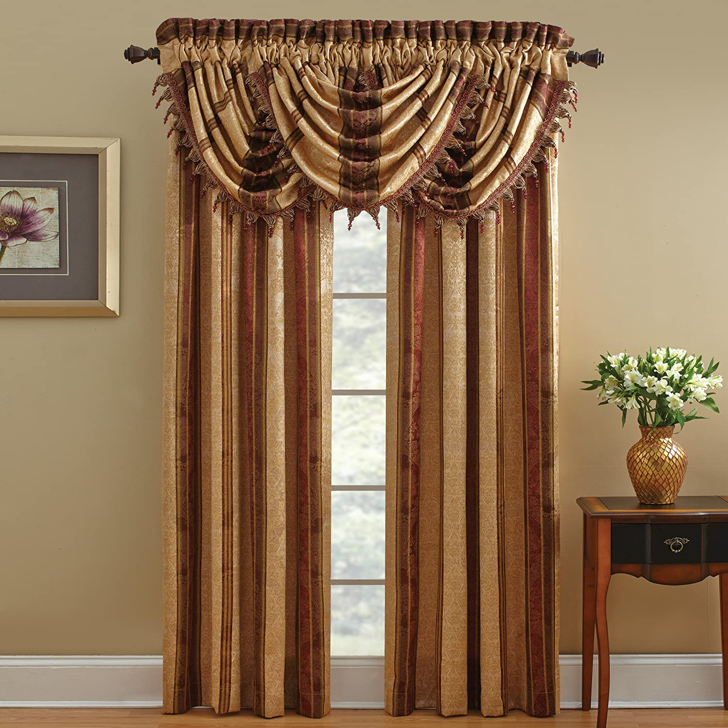love gray inches youll living long swag valance and swags curtains for ideas beige window valances room