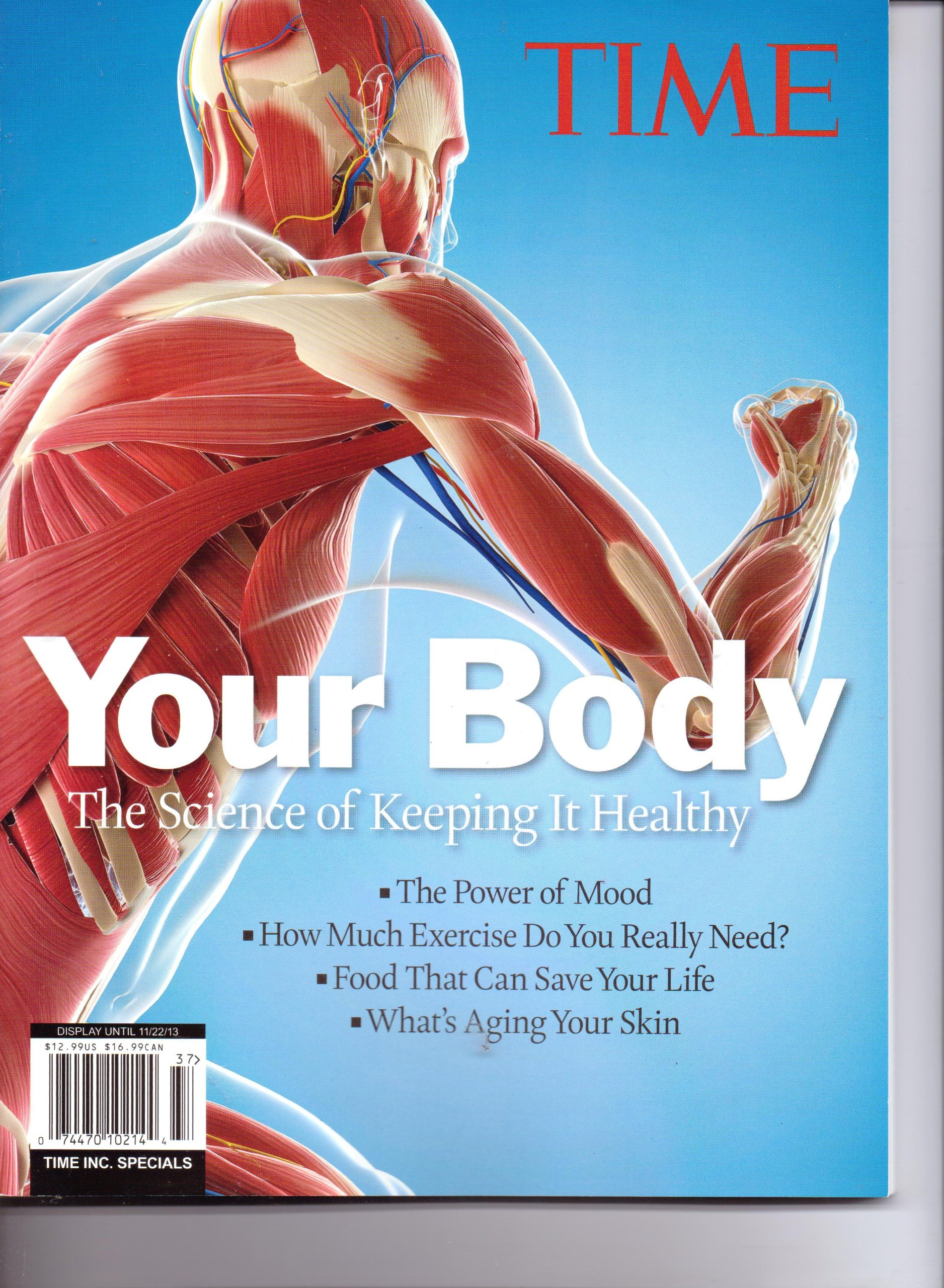 Read Online TIME - YOUR BODY - The Science Of Keeping It Healthy. Special Edition 2013. pdf
