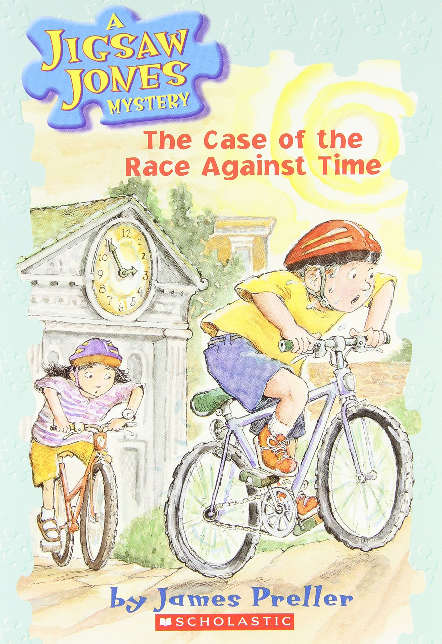 The Case of the Race Against Time (Jigsaw Jones Mystery, No. 20) pdf epub