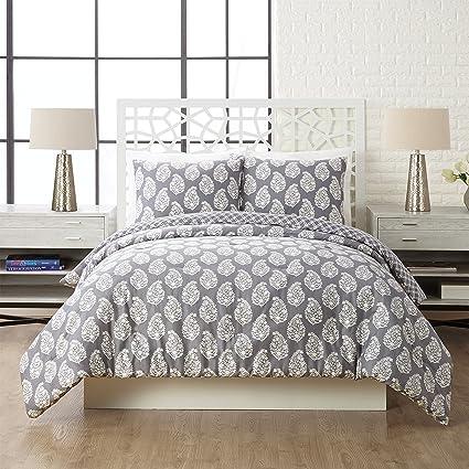Amazoncom Vera Bradley A073616wgeds Shadow Comforter Set Full