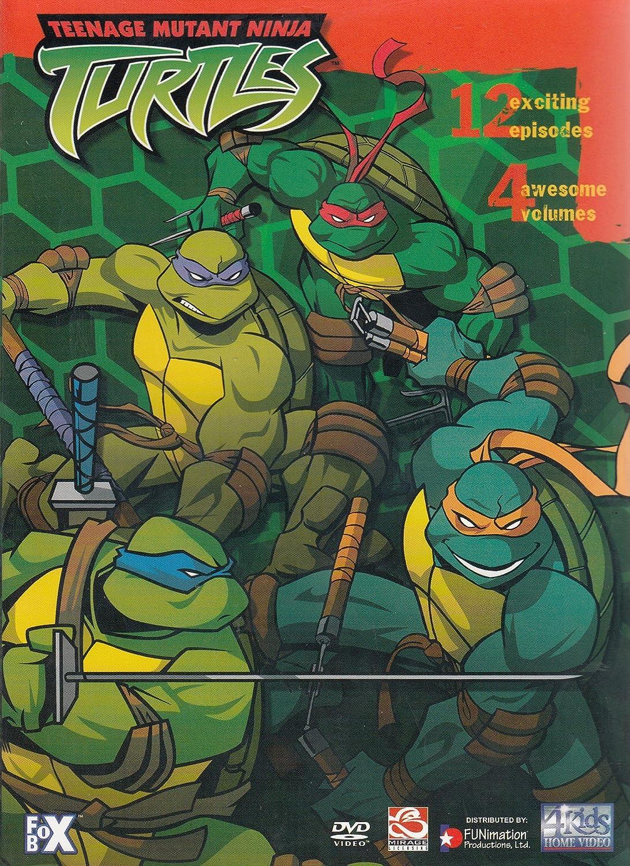 Amazon Com Teenage Mutant Ninja Turtles Box Set 1 Volumes 1