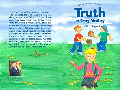 Truth in Troy Valley (The Triumphant Trio Series)