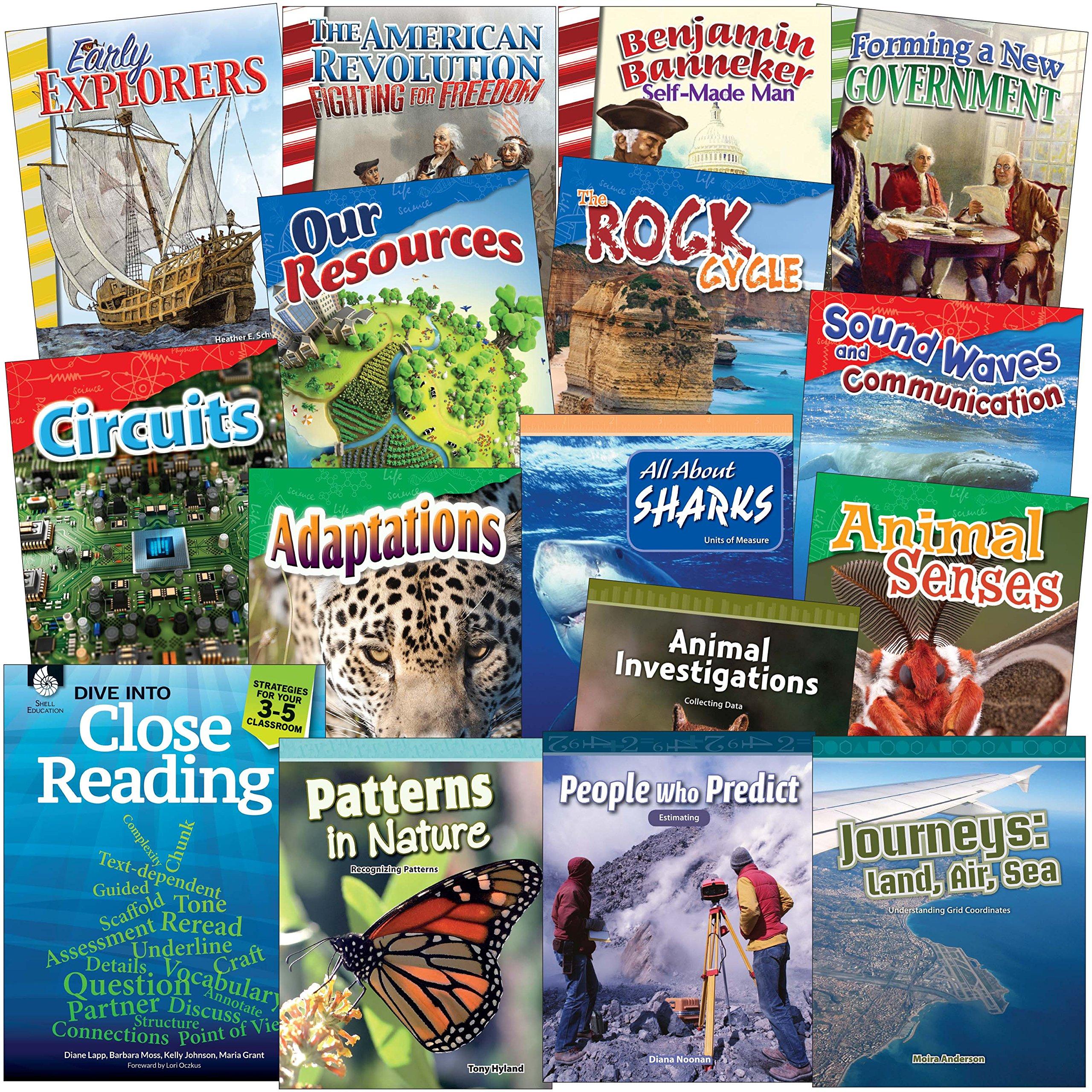 Grade 4 Dive into Close Reading Set
