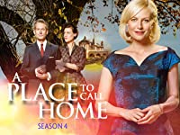 Marta Dusseldorp Benjamin Winspear A Place To Call Home Married In Real Life