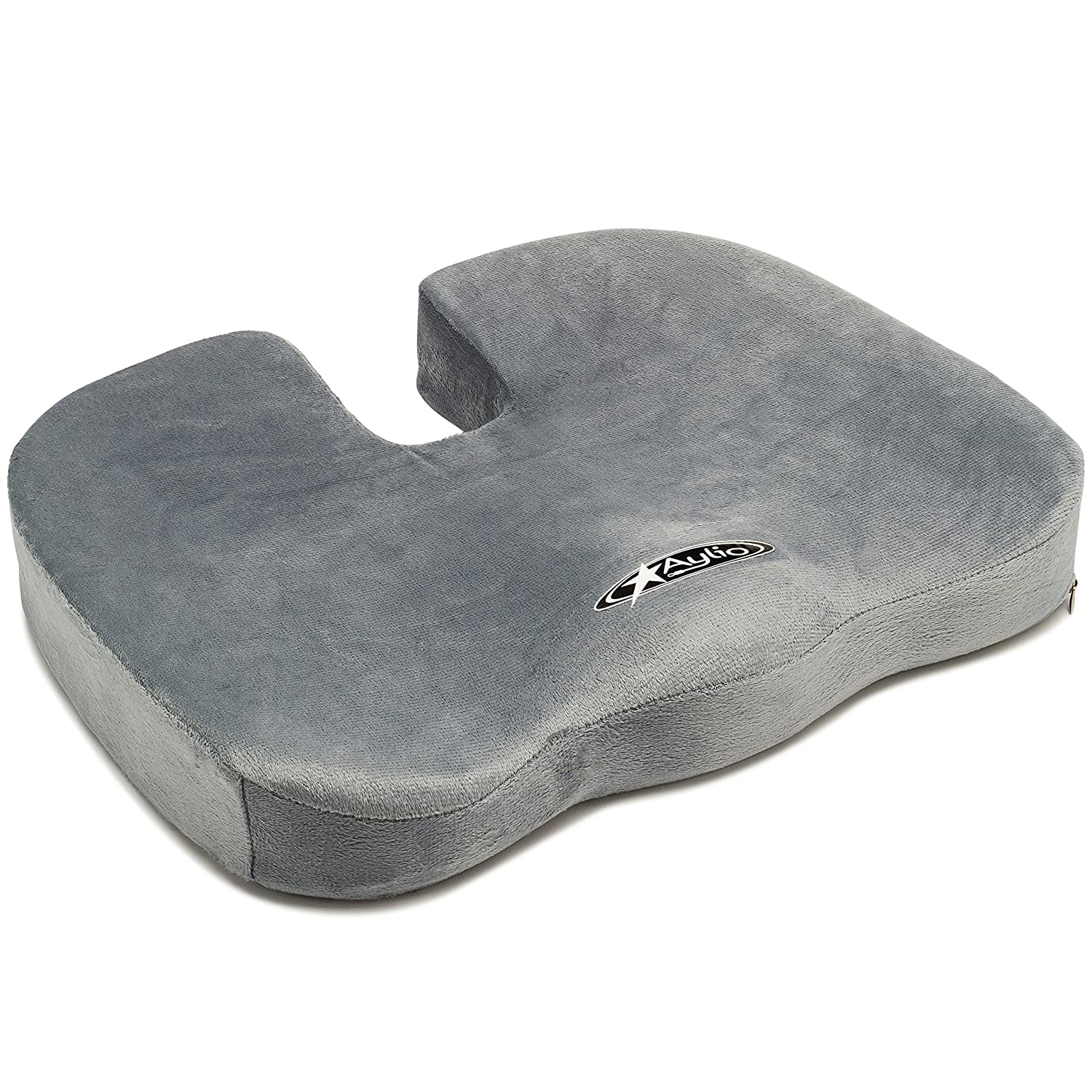 Aylio coccyx seat cushion for back pain relief and for Chair pillow