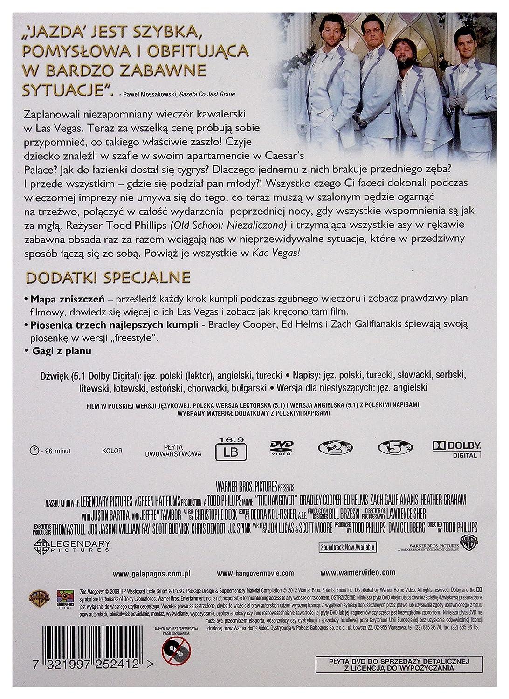 KAC VEGAS: Amazon.de: Bradley Cooper, Ed Helms, Zach Galifianakis ...