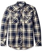 Wrangler Men's Rock 47 Long Sleeve Shirt