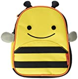 Amazon Price History for:Skip Hop Baby Zoo Little Kid and Toddler Insulated and Water-Resistant Lunch Bag, Multi Brooklyn Bee
