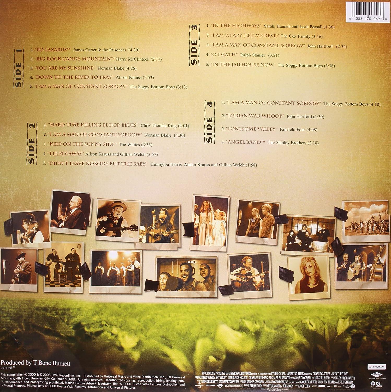 o brother where art thou soundtrack vinyl