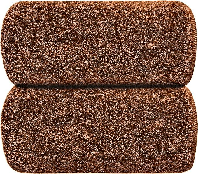 Graccioza Egoist - Toalla de baño (800 g/m², 100% algodón Egipcio ...