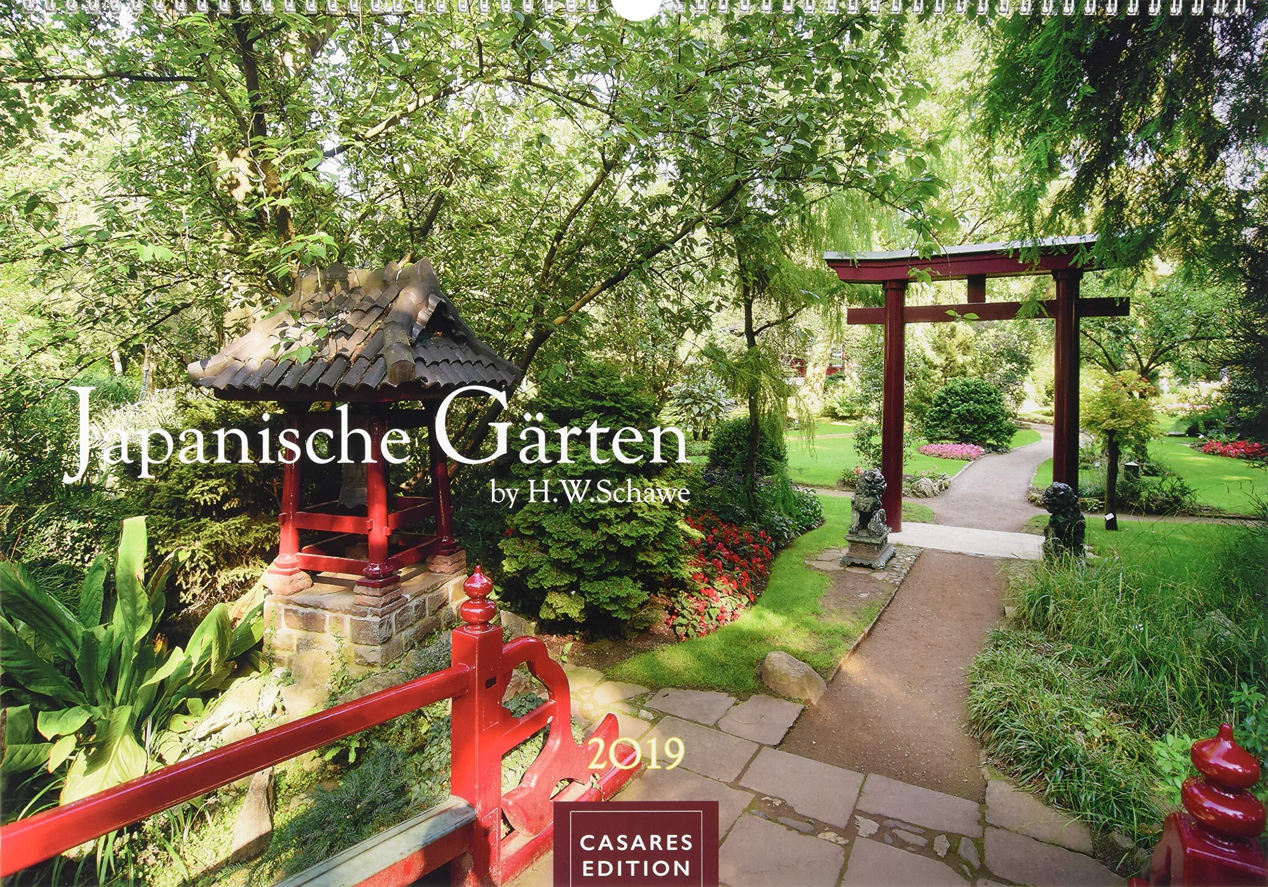 Atemberaubend Japanische Gärten 2019 L 50x35cm: Amazon.de: H.W. Schawe: Bücher &FI_49